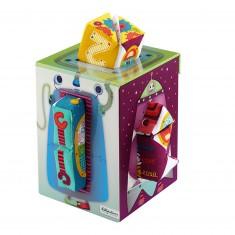 Boîte à formes Robobox cubes à formes