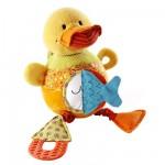 Hochet Musical découvertes :  Nicky le canard