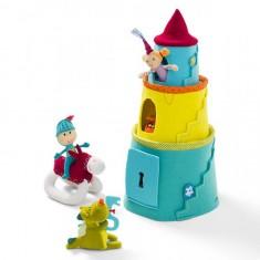 Le château de Walter et la princesse