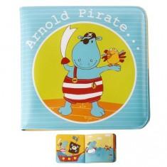 Livre de bain Arnold pirate