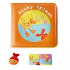 Livre de bain Nicky splash