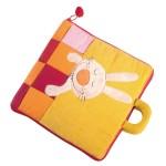 Livre en tissu : Bonsoir Petit Lapin