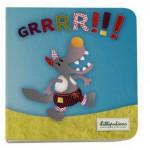 Livre Grrrr ! ! ! Mini livre Loup