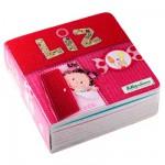 Livre Liz la coccinelle