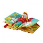 Livre marionnette Ophélie la poule