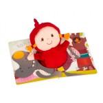 Livre Ohey Granny avec marionnette Chaperon Rouge