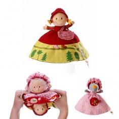 Marionnettes Le petit chaperon rouge