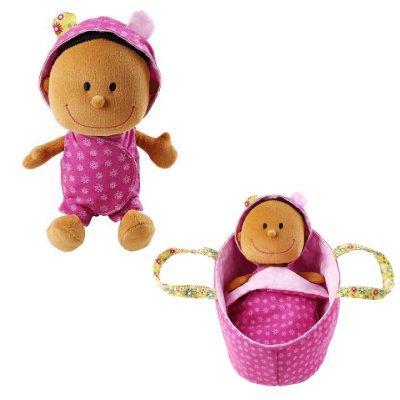 Peluche bébé Zoé - Lilliputiens-86062