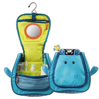 trousse de toilette arnold l 39 hippopotame jeux et jouets lilliputiens avenue des jeux. Black Bedroom Furniture Sets. Home Design Ideas