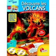 Coffret petit génie : Découvre les volcans