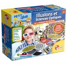 Coffret petit génie : Illusions et sciences optiques