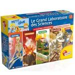Coffret petit génie : Le Grand Laboratoire des Sciences