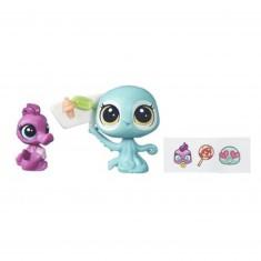 Figurine Petshop : Figurines à personnaliser : Coralina Reefton & Aya Waterly