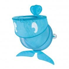 Filet de bain : Bleu