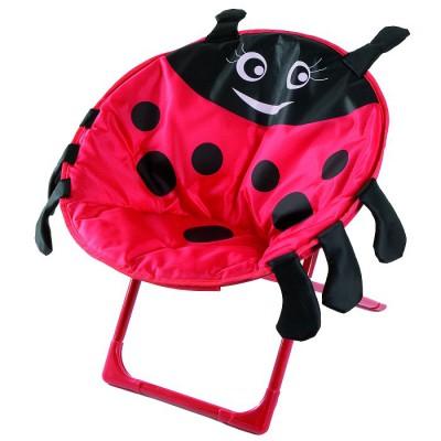 fauteuil pliable z 39 ani si ges coccinelle ludi jbm le lutin rouge. Black Bedroom Furniture Sets. Home Design Ideas