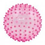 Balle sensorielle rose