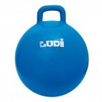 Ballon sauteur 45 cm : Bleu