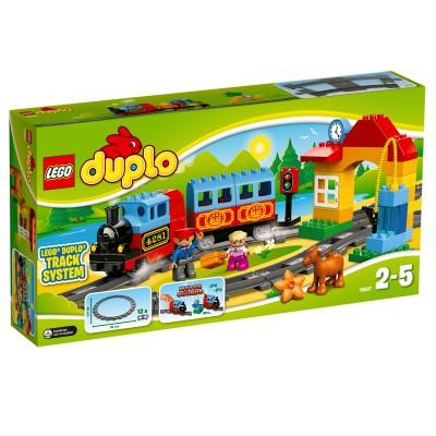 Lego ® lego 10507 duplo : mon premier train