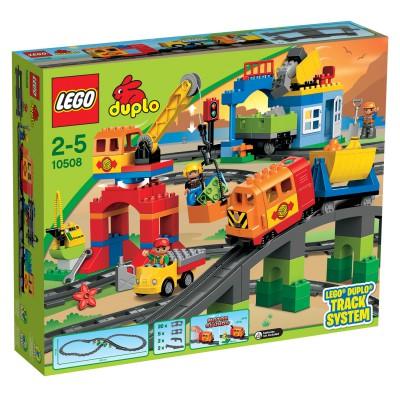 Lego ® lego 10508 duplo : mon train de luxe