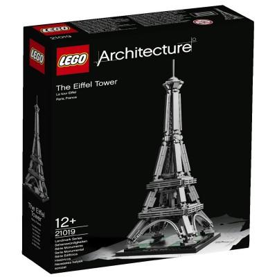 Lego ® lego 21019 architecture : la tour eiffel
