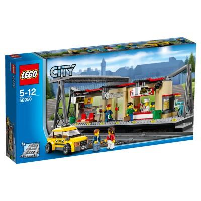 LEGO ® Lego 60050 City : La gare