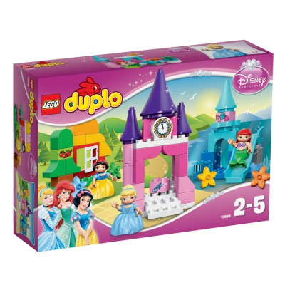 LEGO ® Lego Duplo 10596 : Collection Disney Princesses
