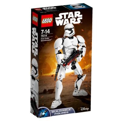 LEGO ® Lego 75114 Star Wars : Stormtrooper du Premier Ordre