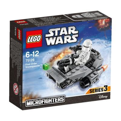 LEGO ® Lego 75126 Star Wars : Le Snowspeeder du Premier Ordre