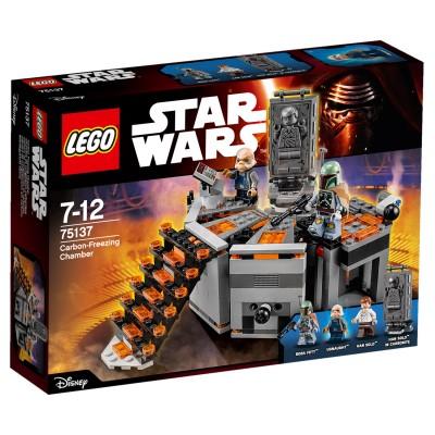 LEGO ® Lego 75137 Star Wars : Chambre de congélation carbonique
