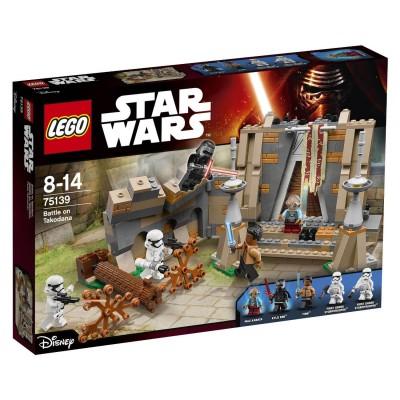 LEGO ® Lego 75139 Star Wars : La bataille de Takodana