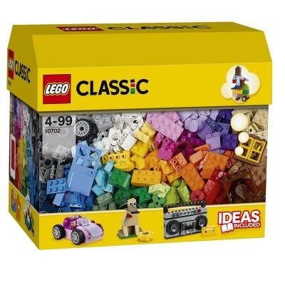 Lego ® lego 10702 classic : set de constructions créatives