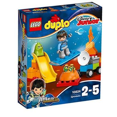Lego ® lego 10824 duplo : les aventures dans l'espace de miles tomorrowland