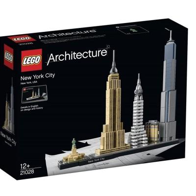 LEGO ® Lego 21028 Architecture : New York