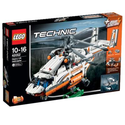 LEGO ® Lego 42052 Technic : L'hélicoptère de transport