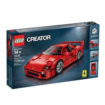 Lego ® lego 10248 creator expert : la ferrari f40