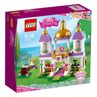 Lego 41142 Disney Princess : Le château royal des Palace Pets