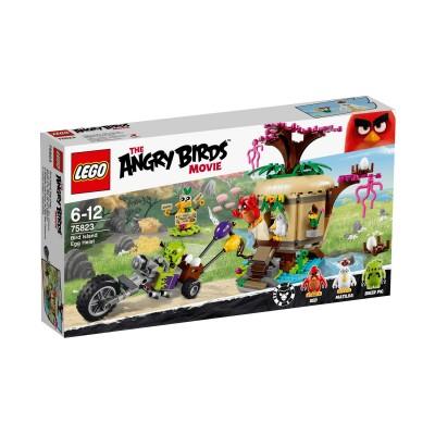 LEGO ® Lego 75823 Angry Birds : Le vol de l'oeuf de l'île des oiseaux