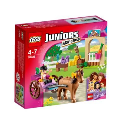 Lego ® lego 10726 friends : la calèche de stéphanie