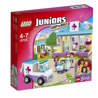 Lego ® lego 10728 friends : la clinique vétérinaire de mia