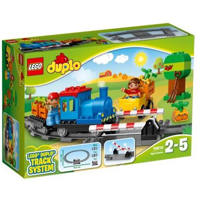 Lego ® lego 10810 duplo : mon premier jeu de train