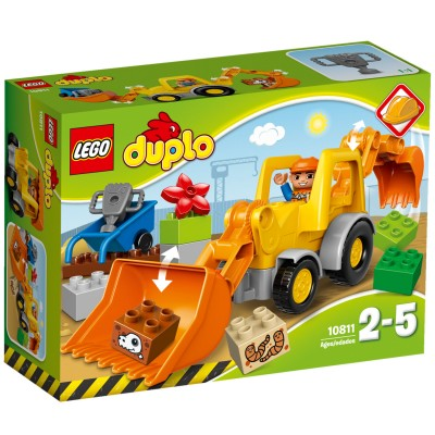 Lego ® lego 10811 duplo : la pelleteuse