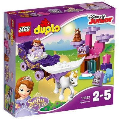 Lego ® lego 10822 duplo : le carrosse magique de princesse sofia