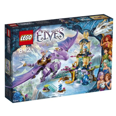 LEGO ® Lego 41178 Elves : Le sanctuaire du dragon