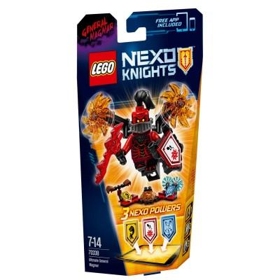 LEGO ® Lego 70338 Nexo Knights : L'ultime Général Magmar