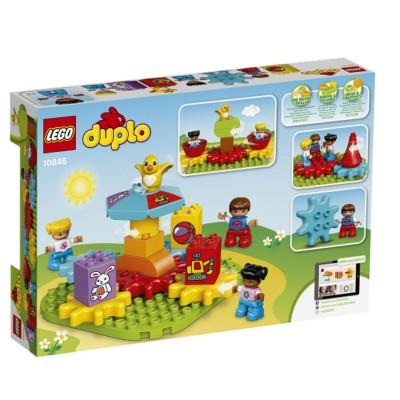 Lego ® lego 10845 duplo : mes premiers pas : mon premier manège