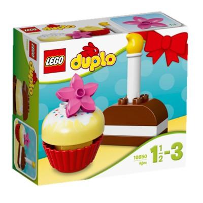 Lego ® lego 10850 : mes premiers pas : mes premiers gâteaux