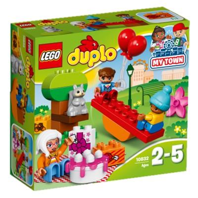 Lego ® lego 10832 : ma ville : la fête d'anniversaire