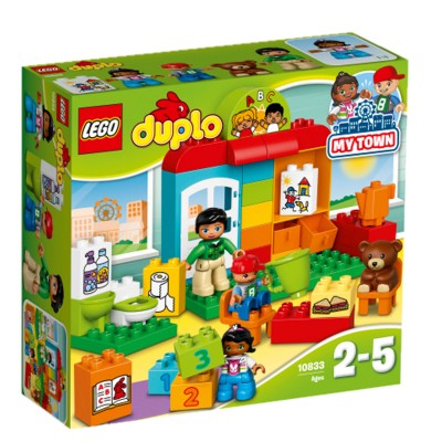 Lego ® lego 10834 : ma ville : la pizzeria