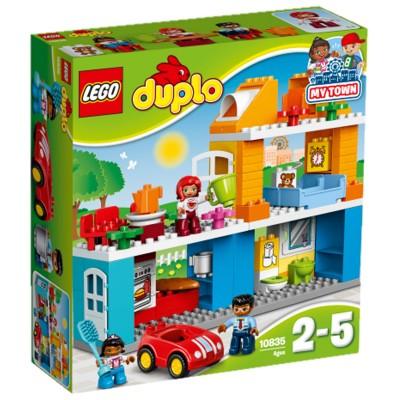 Lego ® lego 10835 : ma ville : la maison de famille
