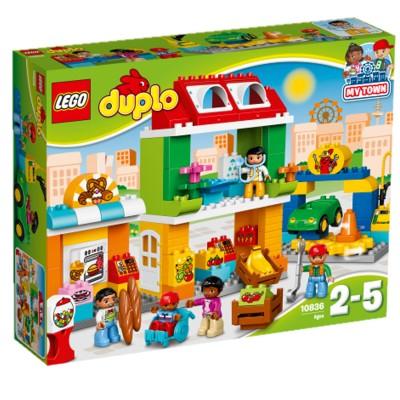 Lego ® lego 10836 : ma ville : le centre ville